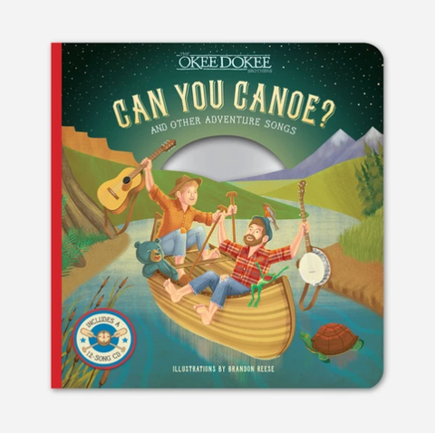 Book - Can You Canoe?