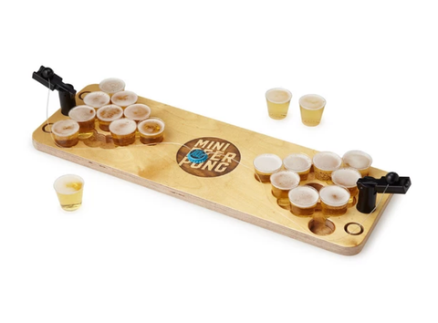 Game - Mini Beer Pong