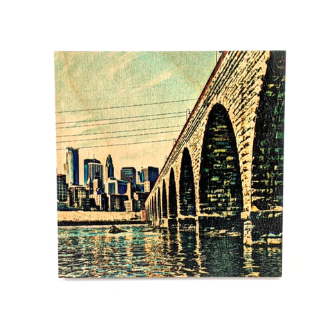 Coaster - Minneapolis - Stone Arch Bridge