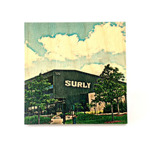 Coaster - Minneapolis - Surly