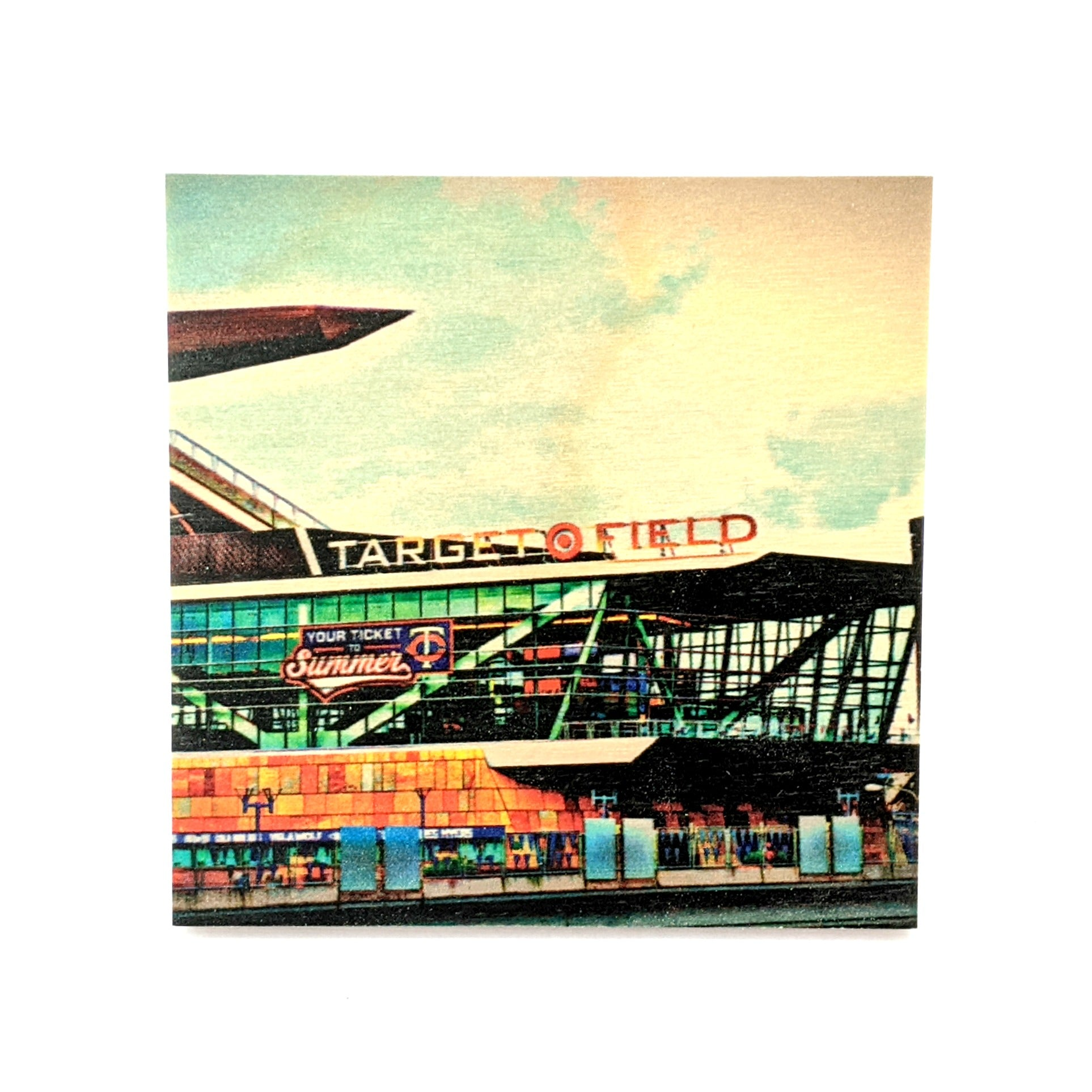 Coaster - Minneapolis - Target Field