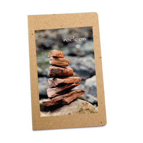 Journal - Pocket Size - Rock On