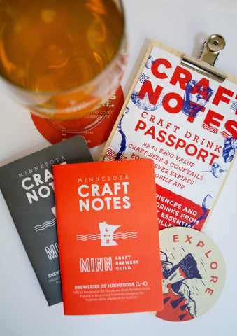 Breweries of MN Passport