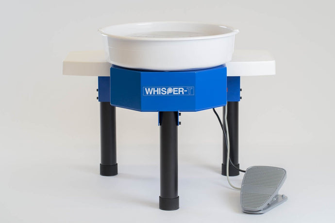 Nidec-Shimpo Whisper-T Potters Wheel