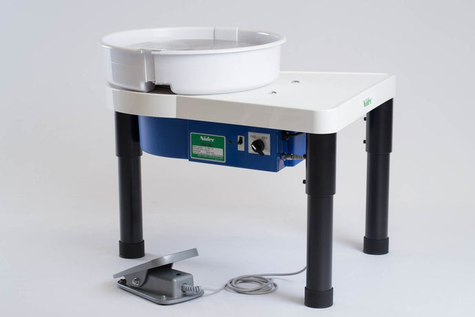 Nidec-Shimpo RK-3E (VL Whisper) Potters Wheel