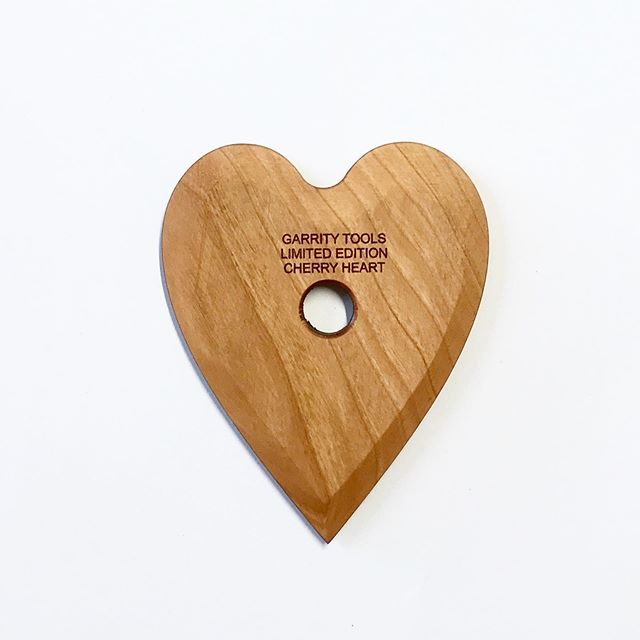 Limited Edition Heart Tool - Garrity Tools