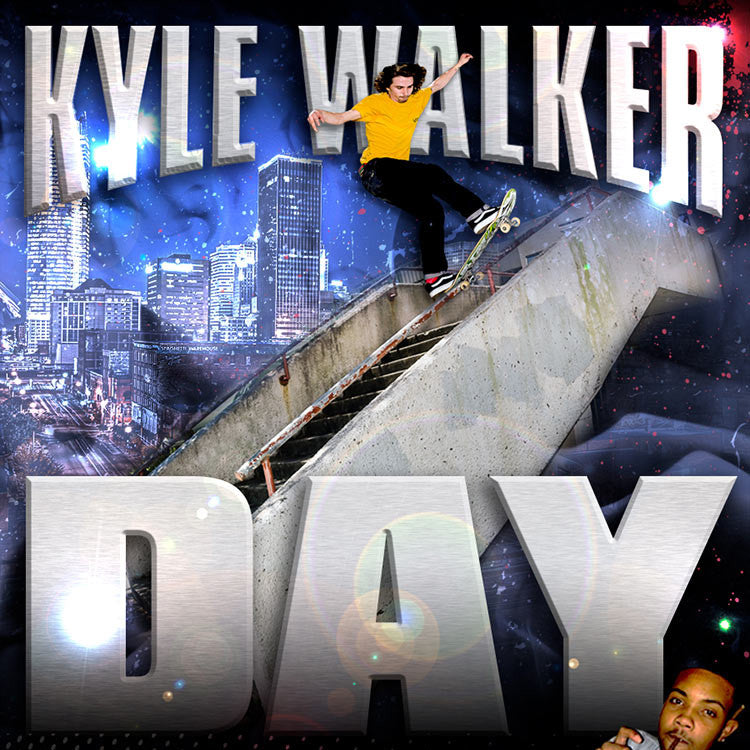 Vans Scorchin Summer: Kyle Walker Day