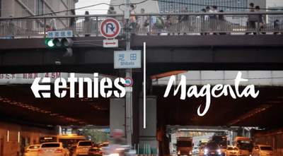 ETNIES X MAGENTA COLLABORATION: OSAKA NIGHTS