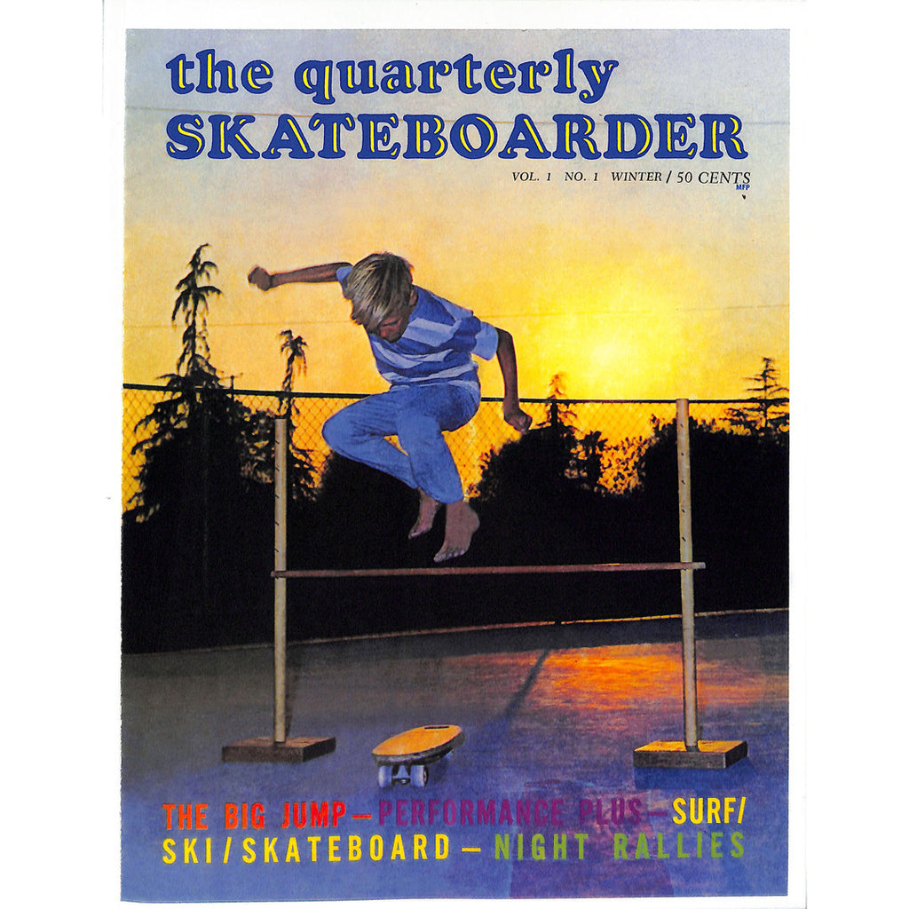 Skateboarder Magazine Archives