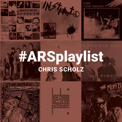 #ARSplaylist: Chris Scholz