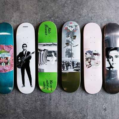 Lovesick Skateboards Interview w/ Aleks Lewandowski