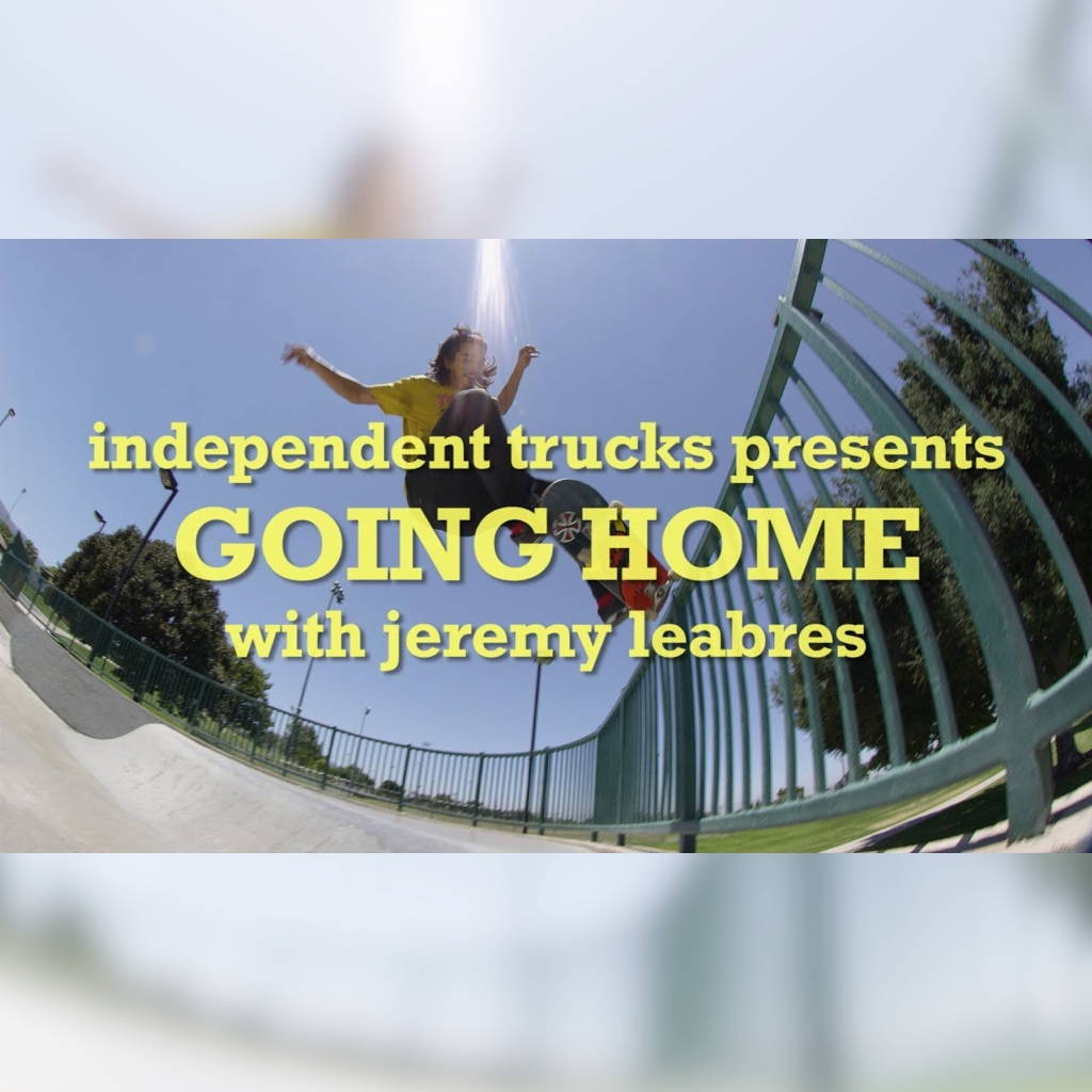 WATCH: GOING HOME WITH JEREMY LEABRES
