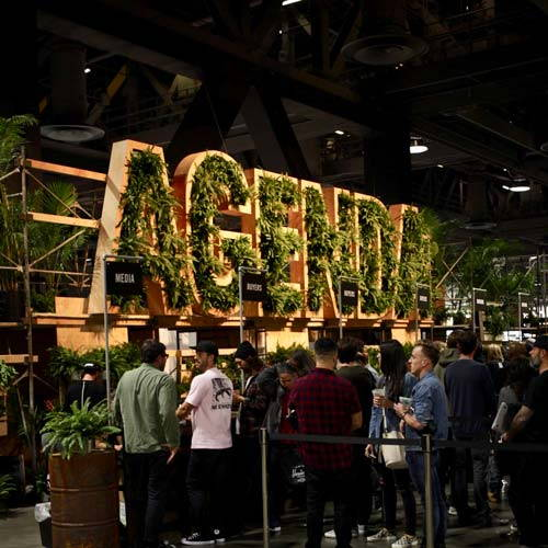 Things And People We Saw At Agenda 2018