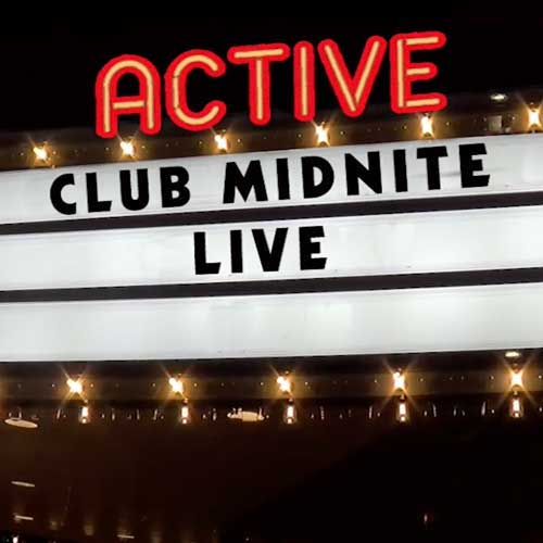WATCH: CLUB MIDNITE PARTY TEAM @ ACTIVE HQ