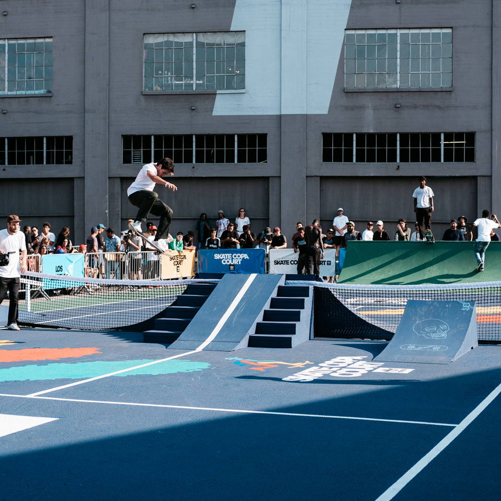 Adidas Skate Copa Court: Los Angeles