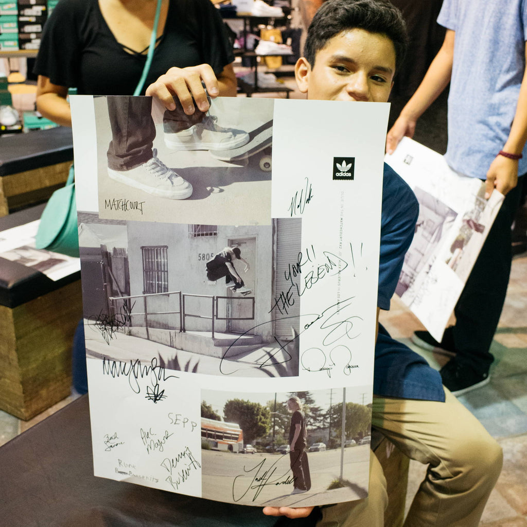 PHOTO RECAP: Adidas Signing @ Active Riverside