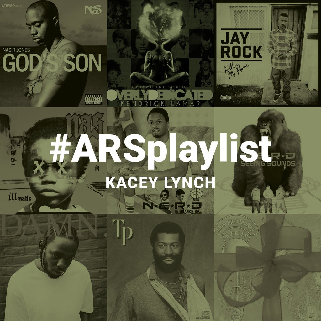 #ARSplaylist 9: Kacey Lynch