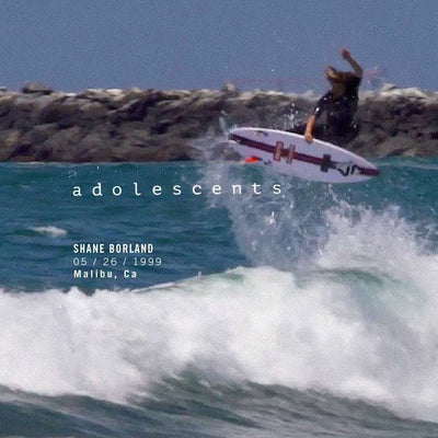 What Youth: Adolescents: Shane Borland