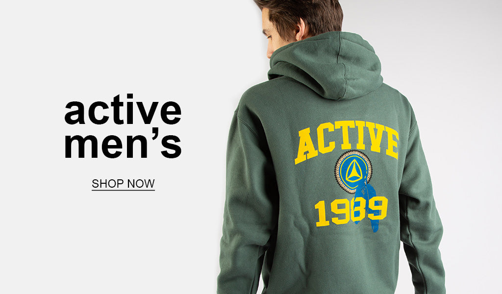 Active Mens Fall 18