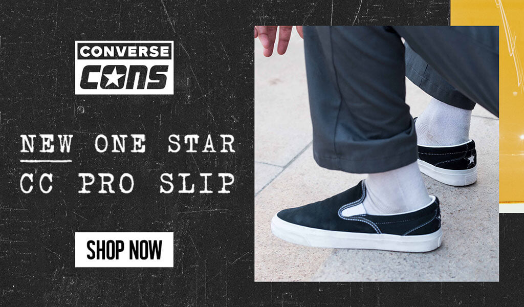 Converse One Star CC Slip On Shoes