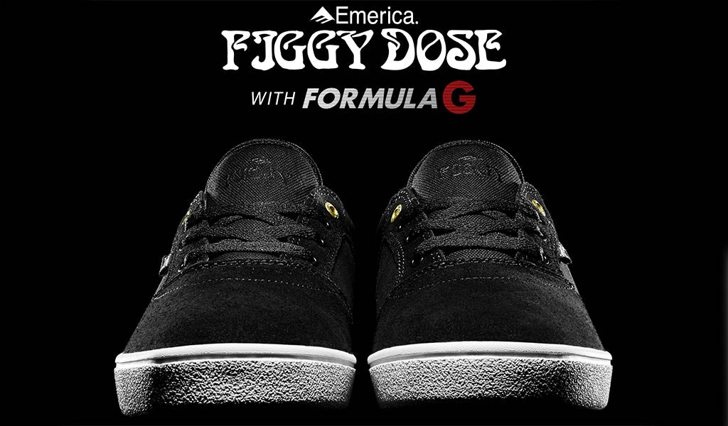 Emerica Figgy Dose Shoe