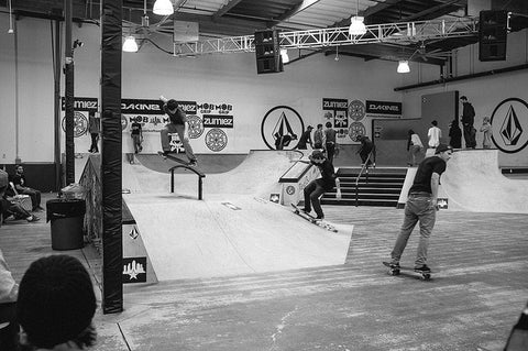 Volcom Damn Am Finals 2013 photo 9