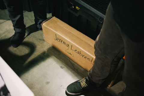 The box says all Jeremy Leabres