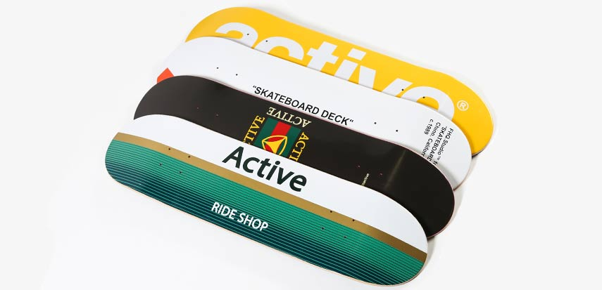 Shop Active R/S Decks
