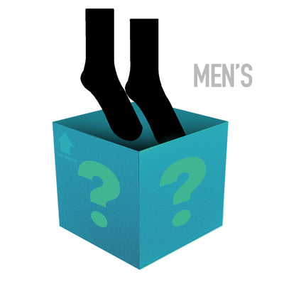 Mystery Men's Sock Box (10 PK)