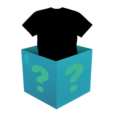 Mystery Men's T-Shirt Box (5 pk)