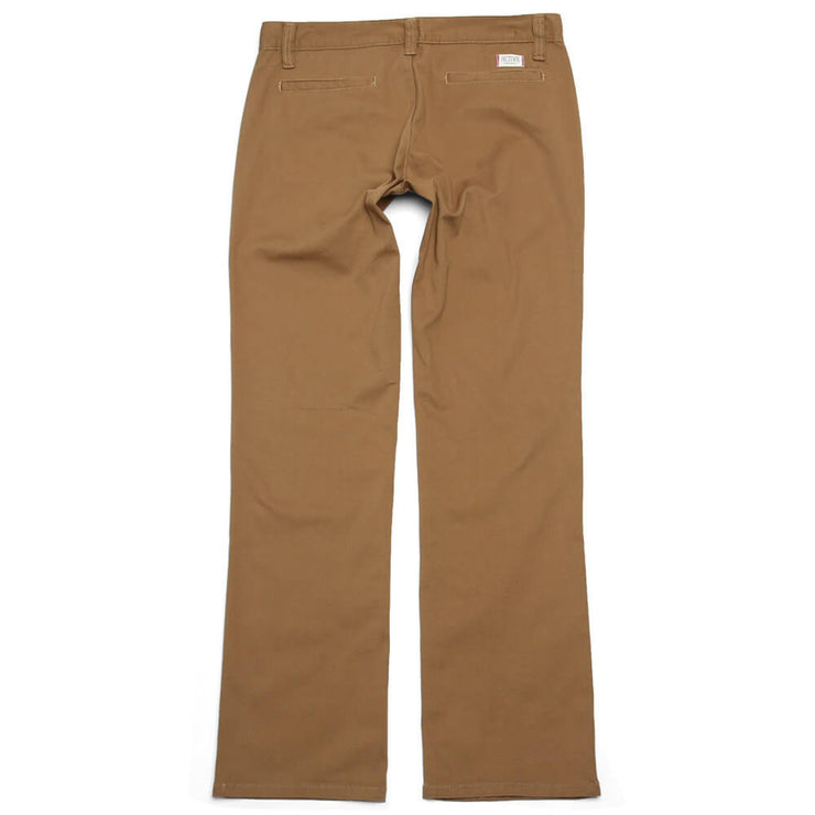 Reform Stretch Chino Khaki Pant