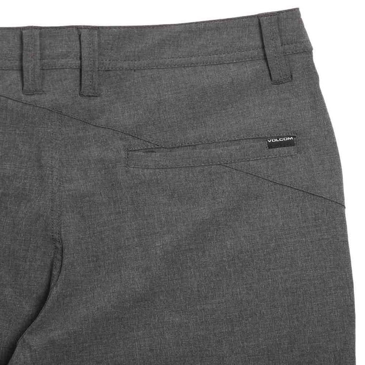 Frickin Modern Stretch Short - Charcoal