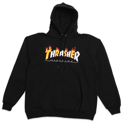 Flame Hooded Sweatshirt