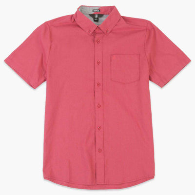 Everett Oxford Short Sleeve Shirt