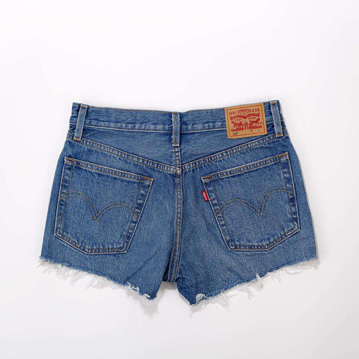 501 Denim Short