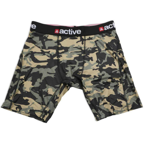 Camo Brief Boxer