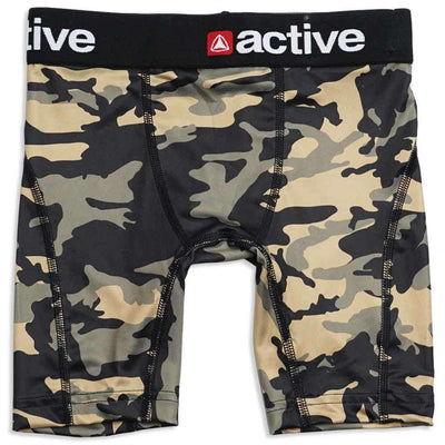 Camo Youth Boxer Brief