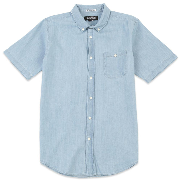 Bear Flag Short Sleeve Shirt