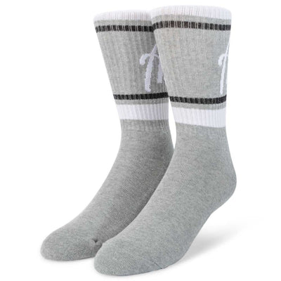 Womens Volume Crew Sock