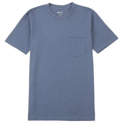 Simple Pocket T-Shirt