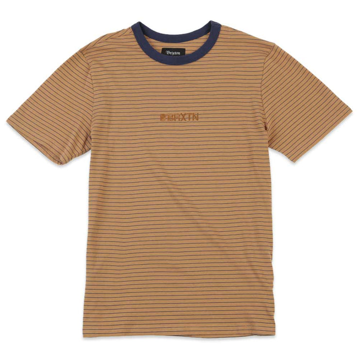 Stowell V Ss Knit