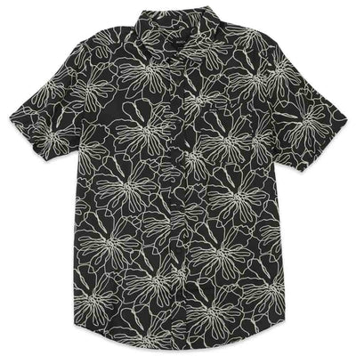Blind Floral Ss Woven