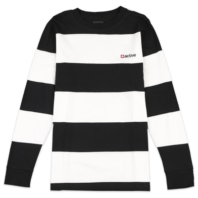Armstrong Oversized Long Sleeve T-Shirt