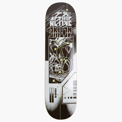 Meta By Scholz Skateboard Deck