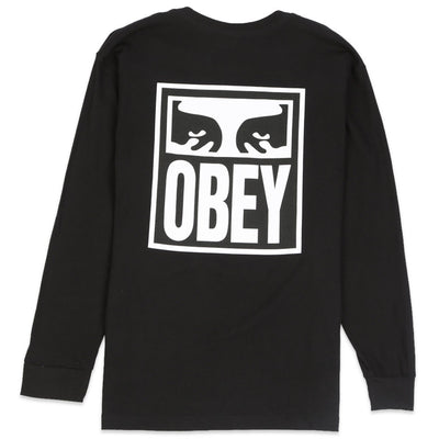 Obey Eyes Icon 2 Long Sleeve T-Shirt