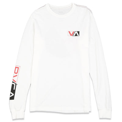 Lateral Long Sleeve T-Shirt