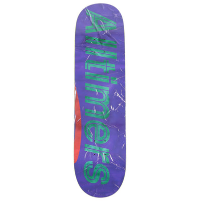 Purple Packing Tape Skateboard Deck 8.25""