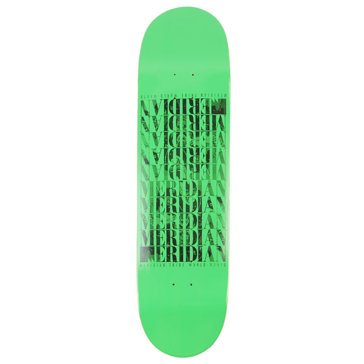 Fade - White Skateboard Deck 8.13