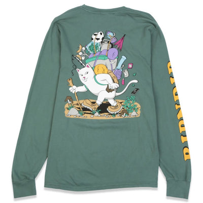 Hiker Nerm Long Sleeve T-Shirt