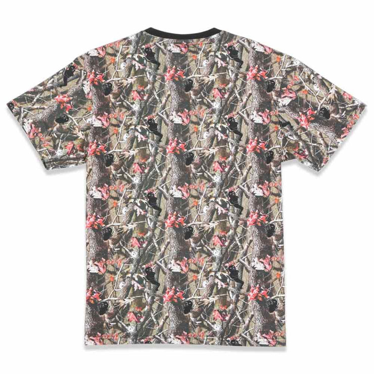 Nerm & Jerm Tree Camo Pocket T-Shirt